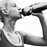 Бутылки, фитнес-фляги