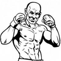 Капа боксерская
