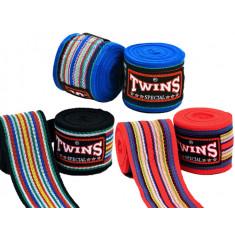 Бинты боксерские TWINS 5м хлопок