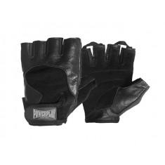 Перчатки для фитнеса Hit fit 2154 черная кожа
