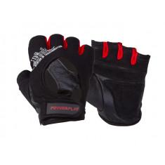 Перчатки для фитнеса PowerPlay 2222 кожа