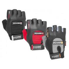 Перчатки для фитнеса и тяжелой атлетики Power System Power Plus PS-2500