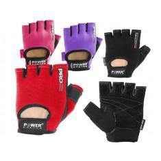 Перчатки для фитнеса и тяжелой атлетики Power System Pro Grip женские