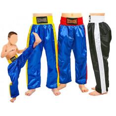 Штаны для кикбоксинга детские KICKBOXING