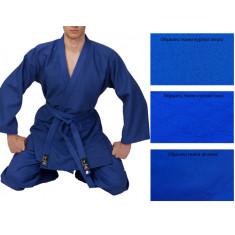 Кимоно дзюдо синее MATSA (450г)