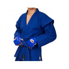 Куртка самбо MATSA синяя