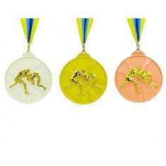 Медаль за 1, 2, 3 место Борьба 56g