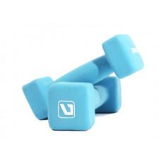 Гантели для фитнеса 2 кг SQUARE HEAD (пара)