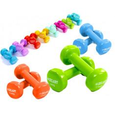Гантели для фитнеса 1,5 кг (пара)