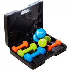 Набор гантелей в кейсе 12 кг PowerPlay