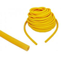 Жгут эластичный трубчатый диаметр 5 х 8 мм желтый