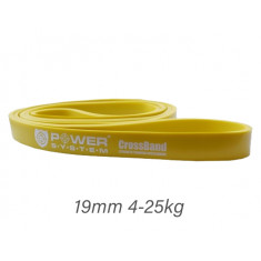 Жгут POWER BANDS 19 мм (4-25кг) Power System CrossFit