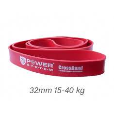 Жгут POWER BANDS 32 мм (15-40кг) POWER SYSTEM CROSSFIT