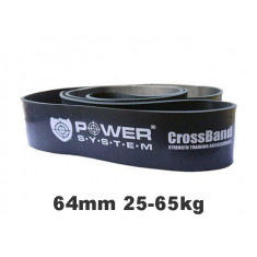 Жгут POWER BANDS 64 мм (25-65кг) POWER SYSTEM CROSSFIT
