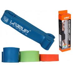 Резина для подтягивания LiveUp LATEX LOOP (22-57 кг)
