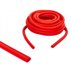 Жгут эластичный трубчатый диаметр 5 х 11 мм красный