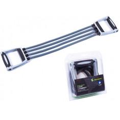 Эспандер плечевой четырехполосный IronMaster