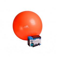 Фитбол мяч гимнастический PowerPlay 85см + насос