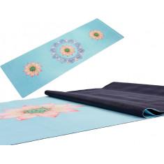 Коврик для йоги каучуковый Yoga mat 1 мм