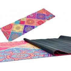 Коврик для йоги каучуковый Yoga mat 1 мм (5663-5)