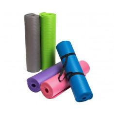 Йога-мат коврик для фитнеса NBR 180 х 60 см