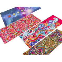 Коврик для йоги PVC замшевый 3 мм Yoga mat