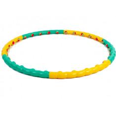 Обруч массажный hula hoop 90см копия