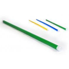 Палка гимнастическая пластик 110см UR