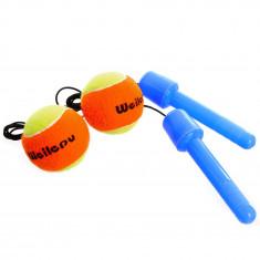 Тренажер для координации WEILEPU (мячик с ручками)