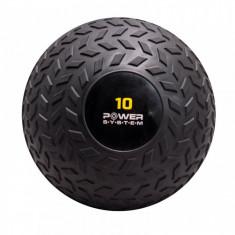 Мяч SlamBall рельефный 10 кг Power System