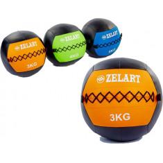 Мяч для кроссфита WALL BALL от 3 до 10 кг