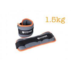 Отягощения для ног Power System 1.5 kg