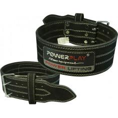 Пояс для пауэрлифтинга PowerPlay 5150 черный 10 см