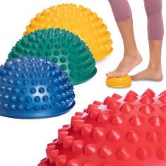 Полусфера массажная балансировочная Balance Kit 16 см (жесткая)
