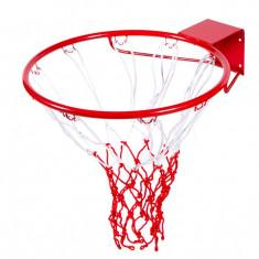 Кольцо баскетбольное 45 см сеткой в комплекте