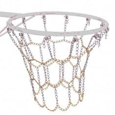 Сетка баскетбольная металлическая