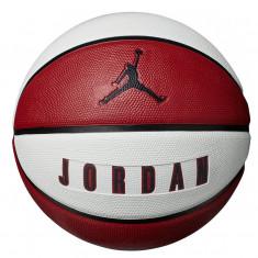 Мяч баскетбольный Nike JORDAN PLAYGROUND 8P RED/WHITE size 7