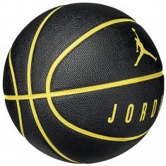 Мяч баскетбольный Nike Jordan ULTIMATE 8P BLACK /OPTI YELLOW size 7