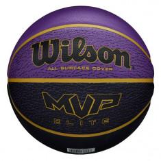 Мяч баскетбольный Wilson MVP elite pr/bl size 7
