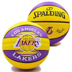 Мяч баскетбольный SPALDING NBA Team LA LAKERS size 7