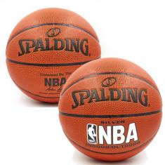 Мяч баскетбольный SPALDING NBA SILVER №7