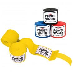 Бинты для бокса Power System PS-3404 Boxing Wraps 4m