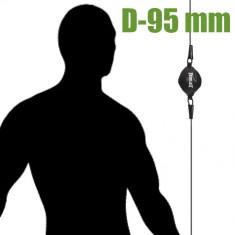 Боксерская груша на растяжках MINI D-95 mm