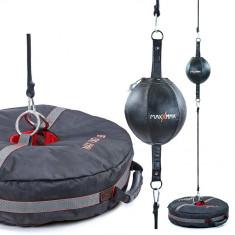 Груша на растяжках насыпная MAXXMMA Double End Bag Training Set