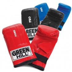Снарядные перчатки GREEN HILL кожа S, M, L