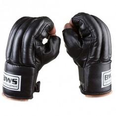 Снарядные перчатки шингарты кожаные BWS