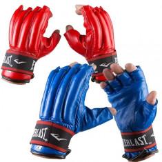Снарядные перчатки шингарты кожаные на липучке