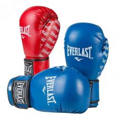 Боксерские перчатки Everlast 8-12 ун винил (DX-2218)