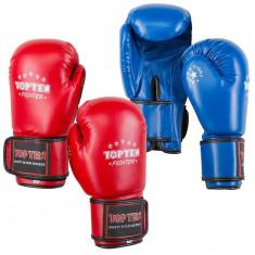Боксерские перчатки TopTen 8-12 ун винил