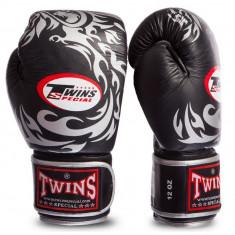 Боксерские перчатки TWINS DRAGON Replika (12oz) кожа